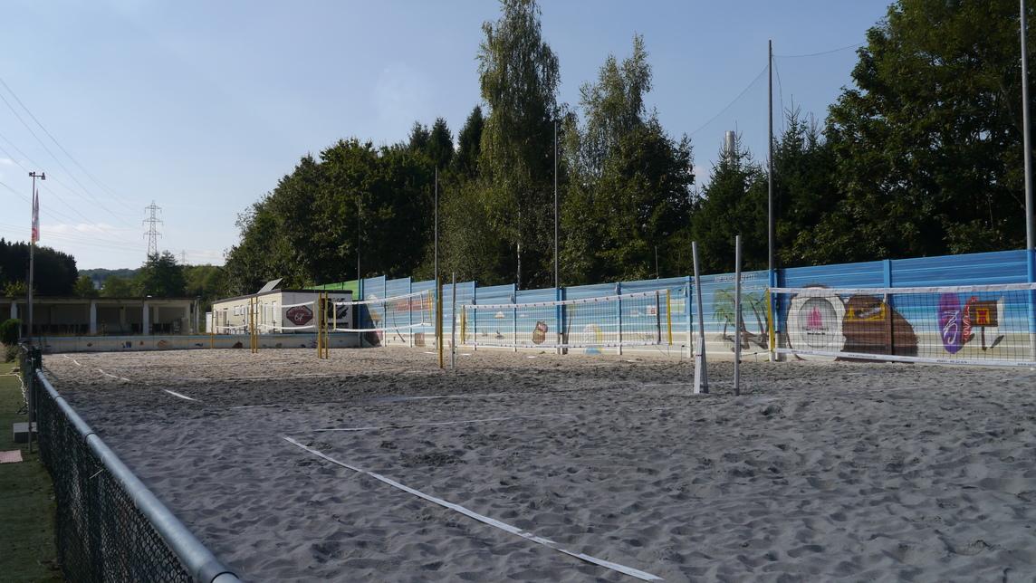 Beachanlage